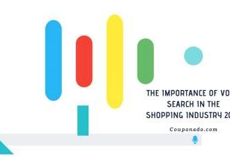 The Importance of Voice Search in the Shopping Industry 2020