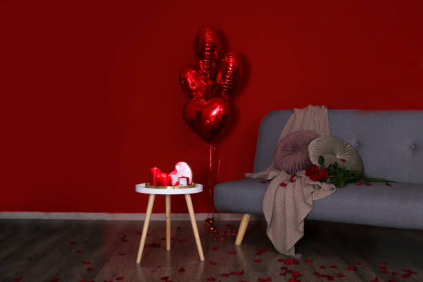 Heart Balloons, Pictures, Roses,