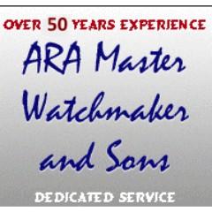ARA Master Watchmaker & Sons