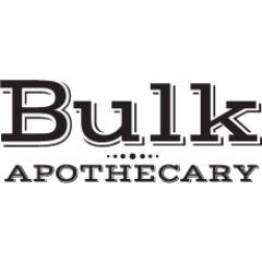 Bulk Apothecary