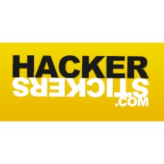 Hacker Stickers