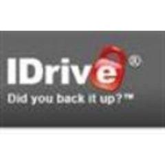 IDrive Online Backup
