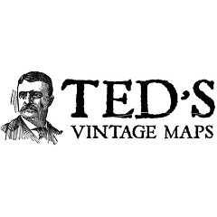 Ted's Vintage Maps